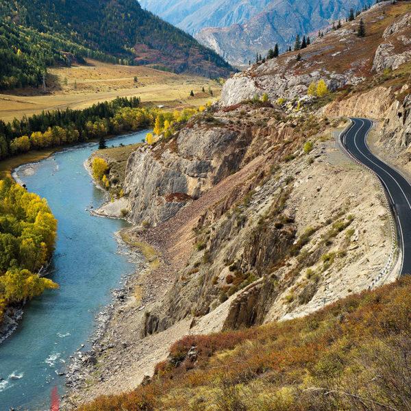 Молодежный тур на Алтай