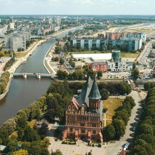 Weekend в Калининграде